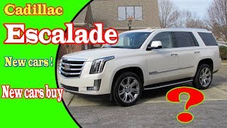 2018 cadillac escalade | 2018 cadillac escalade platinum | 2018 cadillac escalade esv | New cars buy