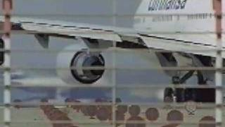 Lufthansa Boeing 747 - Ready for Take-off /2