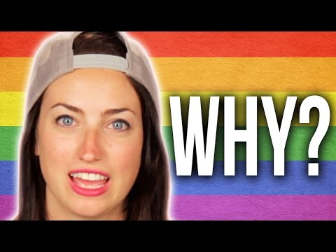 9 Questions Gay People Have For Straight People video