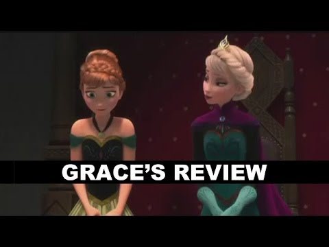 Disney's Frozen Movie Review : Beyond The Trailer