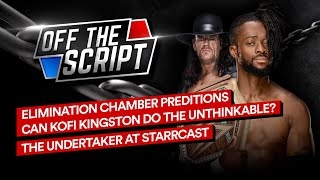 CAN KOFI WIN THE WWE TITLE!? WWE Elimination Chamber 2019 Predictions | Off The Script 261 Part 2