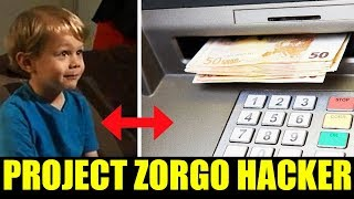 10 Youngest Hackers In History (PROJECT ZORGO HACKER - CHAD WILD CLAY, VY QWAINT, STEPHEN SHARER)