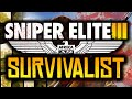 Sniper Elite 3: Survival Mode -