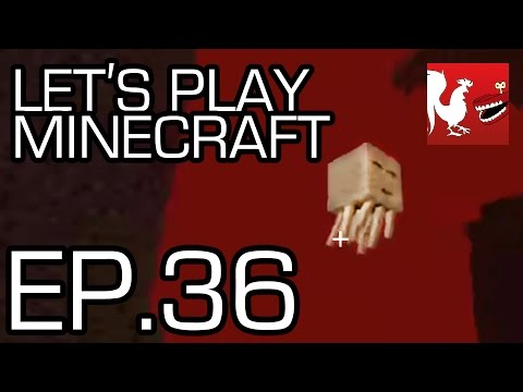 Let's Play Minecraft Episode 36 - Potions part 2