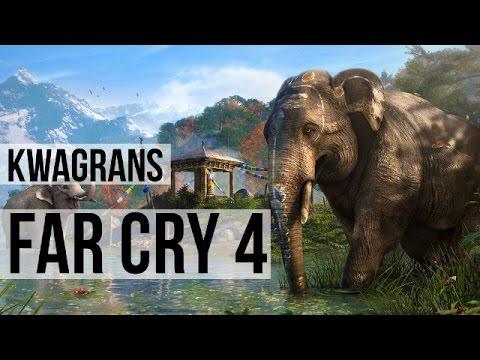 Kwagrans: gramy w Far Cry 4