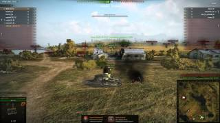 World of Tanks бешенные т 1