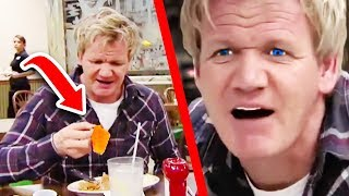 Top 10 WORST Steaks Served To Gordon Ramsay On Kitchen Nightmares