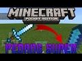 cara membuat pedang super minecraft pe no mod no addons MP3