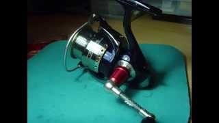 Daiwa Certate 2500 (ZPI Handle,RCS spool)