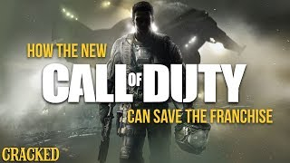 How the New Call of Duty Can Save the Franchise