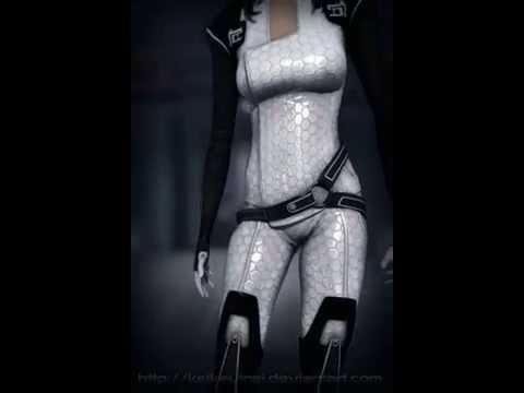mAss Effect - Миранда Лоусон