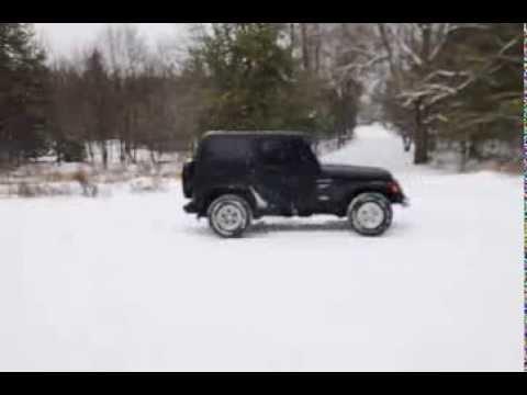 Jeep Wrangler TJ Sport 2001