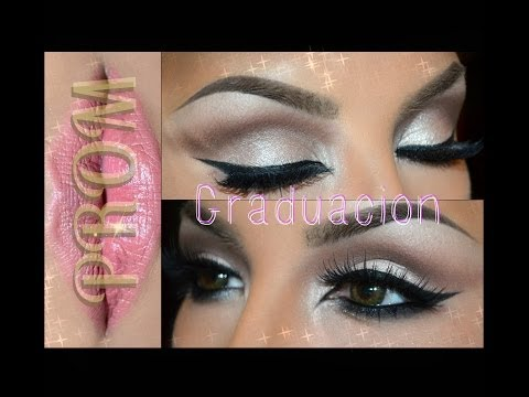 PROM Makeup / Maquillaje de GRADUACION