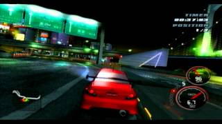 "(PS2) The Fast and the Furious ""Destination Battle"" Gameplay Online [03/06/2014]"