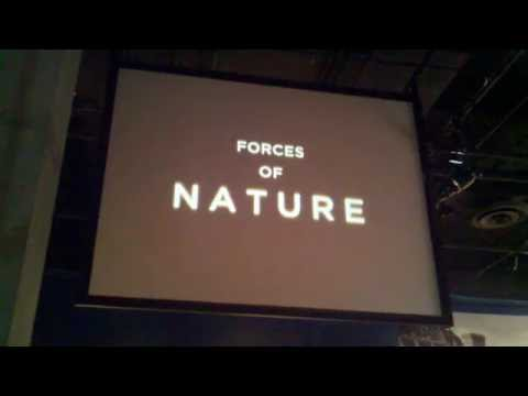 Forces of Nature Exhibit at Arizona Science Center
