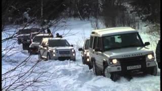 Land Rover Club Екатеринбург-Челябинск - part 2
