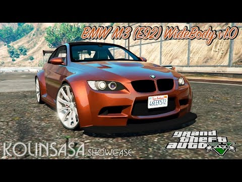 BMW M3 (E92) WideBody v1.1