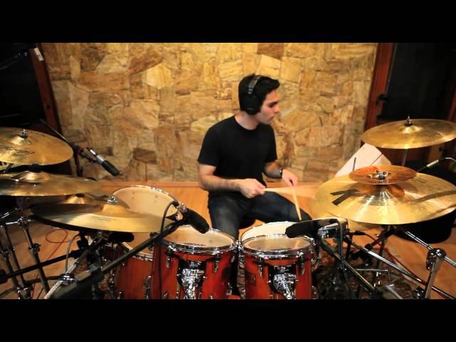 Marcelo Bucater - Black Nine - David Garibaldi (Drum Cover)