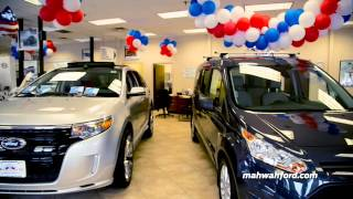 Mahwah Ford Kia Meeting Place