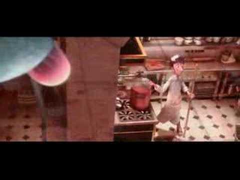 Ratatouille Remy Cooking RATATOUILLE -- FILM CL...