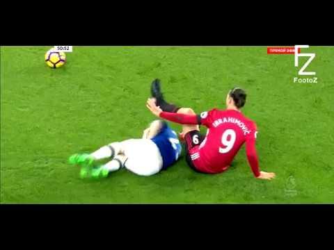 Zlatan Ibrahimovic - Momentos Locos Y Graciosos ? Peleas y Faltas | HD