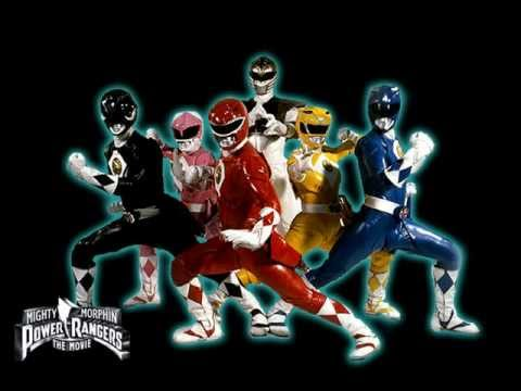 Mighty Morphin' Power Rangers The Movie - Go Go Power Rangers (Movie Version)