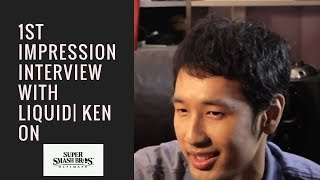 Interview with Liquid|Ken on Super Smash Brothers Ultimate