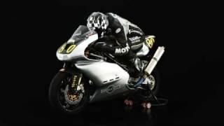 360'' view on a Ducati Supermono