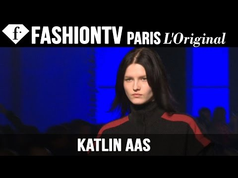 Katlin Aas   Model Talk Exclusive   Fall winter 2014-15   Fashiontv video