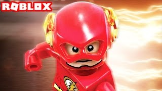 BECOMING THE FLASH IN ROBLOX