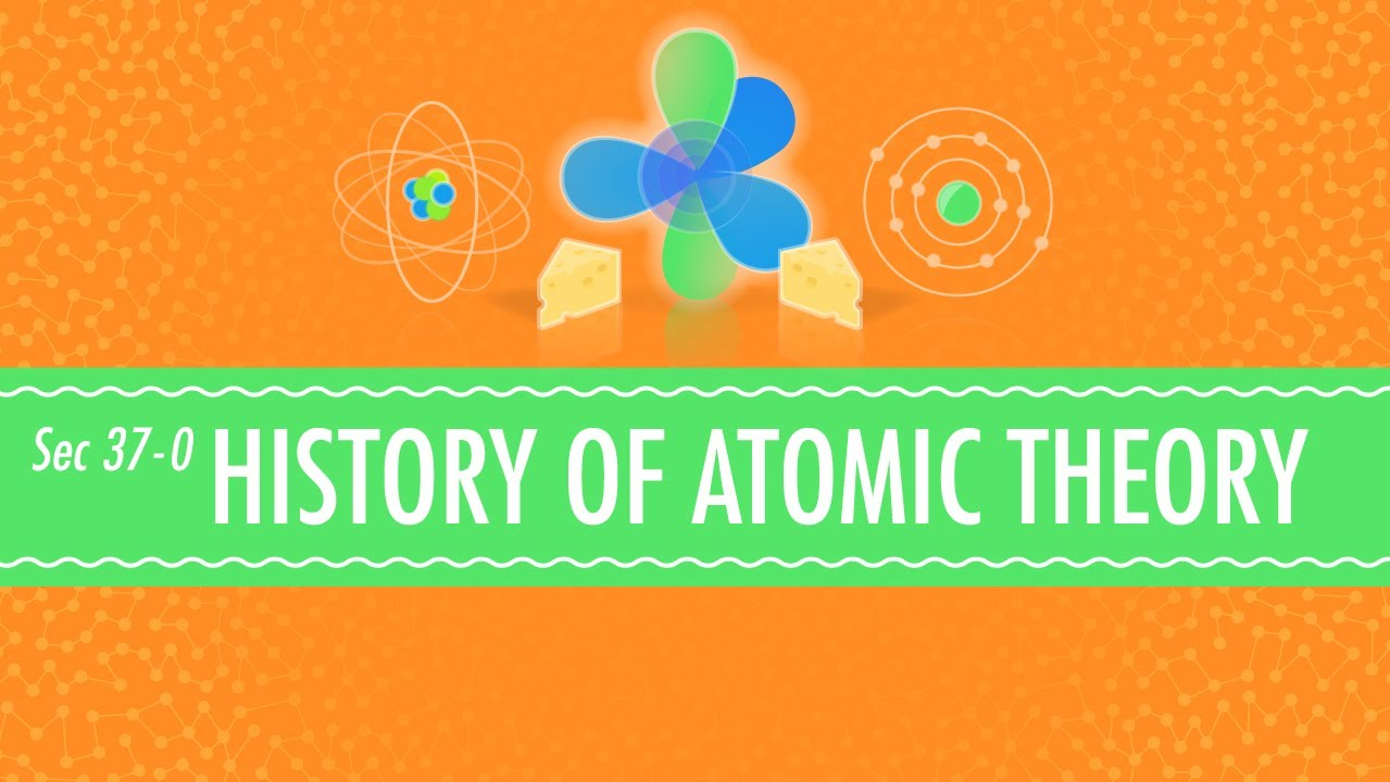 the history of atomic chemistry crash course chemistry 37 youtube. Black Bedroom Furniture Sets. Home Design Ideas