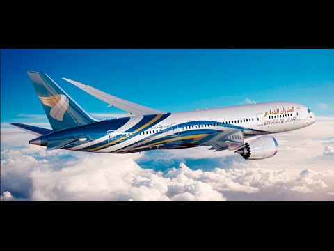 OMAN AIR (WY102) FLIGHT REPORT HEATHROW - OMAN