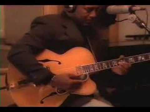 george benson: Lately (S.Wonder), studio outtakes