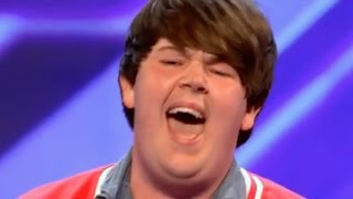 Download Lagu Young Man Shocks His Parents In The Audience With a Surprise X Factor Audition Gratis STAFABAND