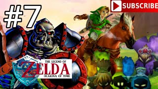 Legend of Zelda Ocarina of Time   Part 7   The Forest Temple