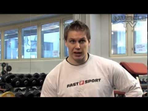 Hulkin Talk & Training Show osa 9A - vinopenkkipunnerrus ja penkki käsipainoilla