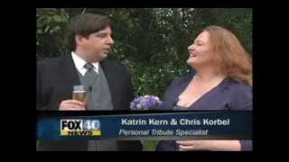 Make A Toast profile on FOX 40 WICZ TV - Binghamton, NY