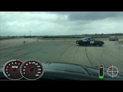 Track Day Close Call at TWS