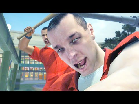 Dead Rising Remastered The Convicts Psychopath Boss Fight