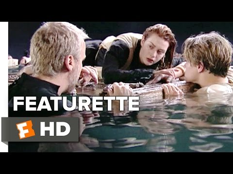 Titanic Featurette - Physical Shoot (1997) - Leonardo DiCaprio. Kate Winslet Movie HD