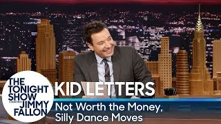 Kid Letters: Not Worth the Money, Silly Dance Moves