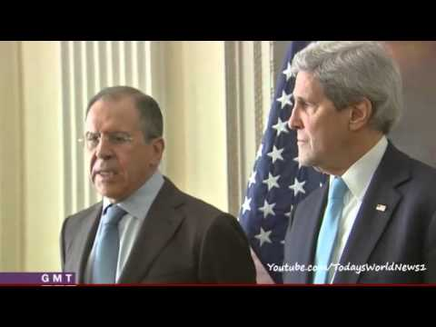 Ukraine crisis: US and Russia in key London talks