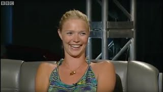 Jodie Kidd Interview & Lap - Top Gear - BBC