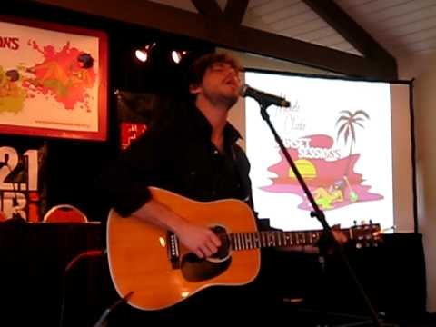 Parker Ainsworth &quot;Time To Let Go&quot; @ Sunset Sessions 2/19/11
