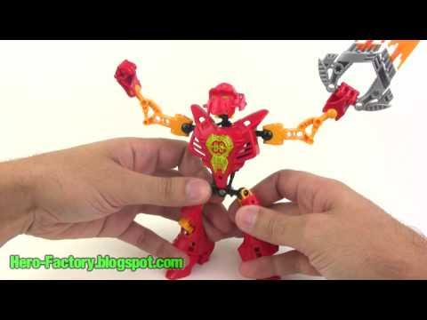 LEGO Hero Factory -- Series 1 heroes