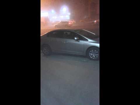 Sandstorm Hits Doha