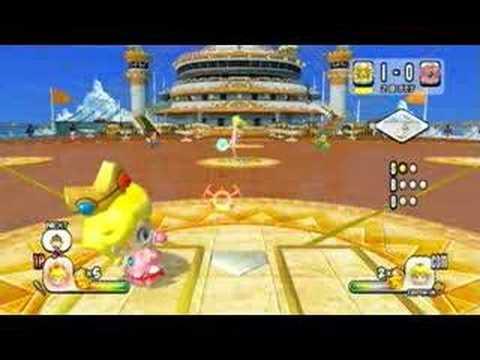 Daisy Cruiser Gameplay Mario Super Sluggers Youtube