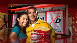 Cinemark -- Your Theatre for Choices!
