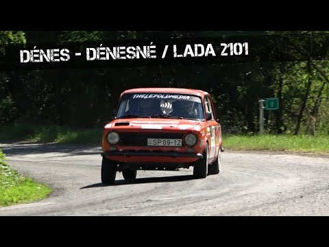 Dénes - Dénesné / Lada 2101 / Bakonya kupa 2020. - TheLepoldmedia