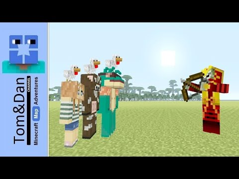 Minecraft Maps - Game of Hit the Target (25)